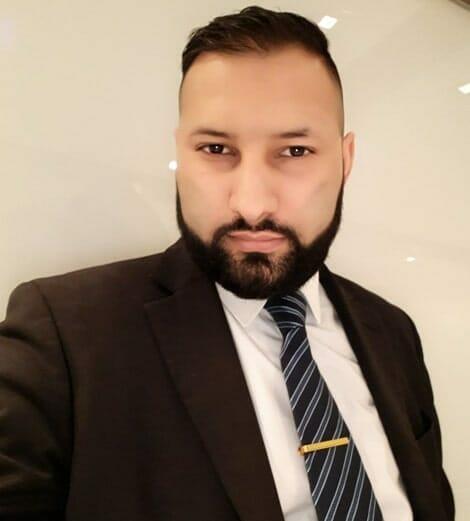 Ch Danyal Yousaf, Head of Academy Quran Schooling