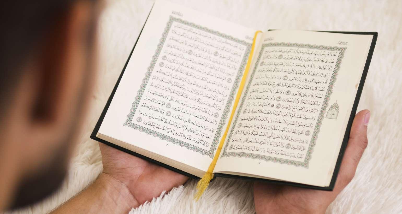 8 ettiquettes to recite quran