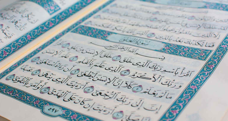 Quran Classes manchester
